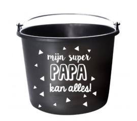emmer mijn super papa kan alles