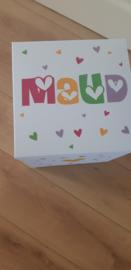 """Herinneringenbox """"Maud"""""""