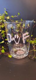 Glas Juf