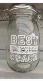 """Snoeppot """"best soccer coach"""""""