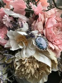 Bedel voor aan je bruidsboeket of corsage