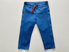 Jeans broek  met stiksel
