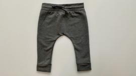 Tricot/stretch baby- peuterbroekje grijs