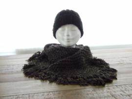 Omslagdoeken en of sjaal/stola's