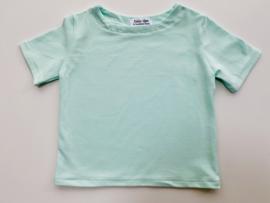 Tricot stretch  T-shirt mint