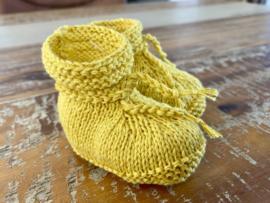 Babyslofjes geel.