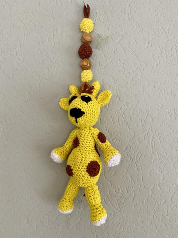 Hanger giraffe