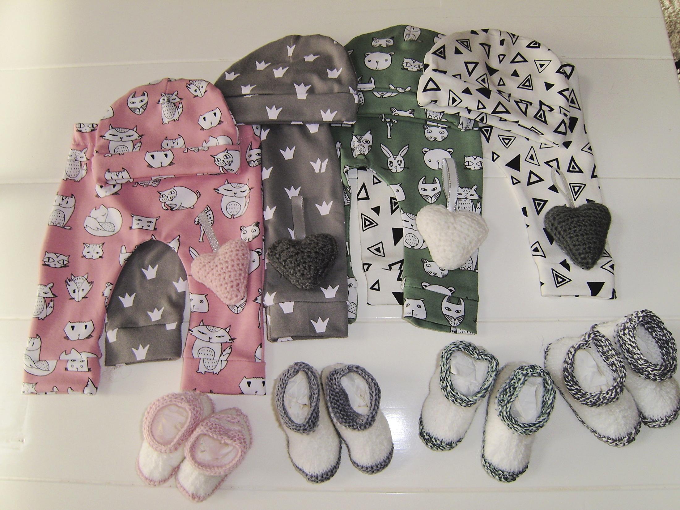Cadeausets voor pasgeborenen,
