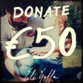 Doneer €50