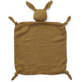 Liewood | Agnete Cuddle Cloth | Rabbit | Olive Green