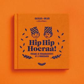 Stratier | De Wonderjaren Invulboek | Hip Hip Hoeraa!
