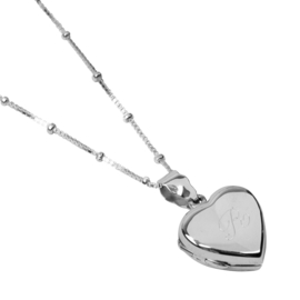 Lennebelle | Motherlove Locket | Necklace Silver