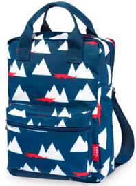 Engelpunt | Backpack Large Croco
