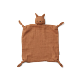 Liewood | Agnete Cuddle Cloth | Cat | Terracotta