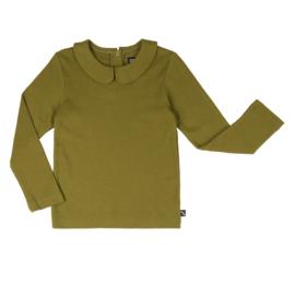 CarlijnQ | Longsleeve Collar | Green