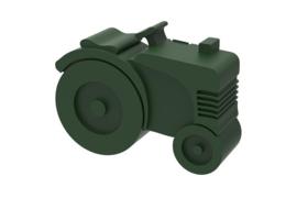 Blafre | Lunch Box | Tractor | Dark Green