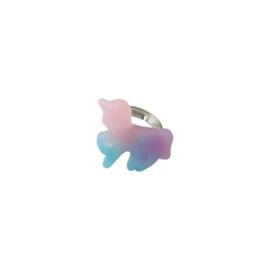 Pop Cutie | Unicorn Ring Roze hoofd