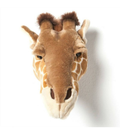Wild & Soft | Dierenkop Giraf