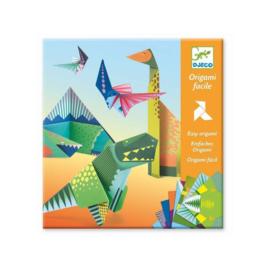 Djeco | Origami | Dinosaurs