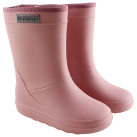 Enfant | Thermo Boots | Old Rose
