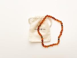 Grech & Co | Baltic Amber | Children's Necklace | Fierce