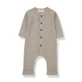 1+ in the Family | Lomont Jumpsuit | Beige