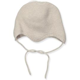 MP Denmark   Cassidy Baby Bonnet   Cream