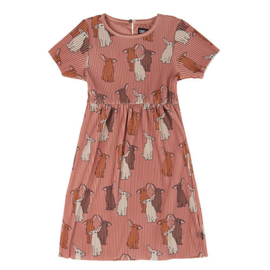 CarlijnQ | Rabbits | Oversized Dress