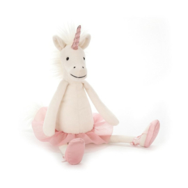 Jellycat Small Dancing Darcey Unicorn