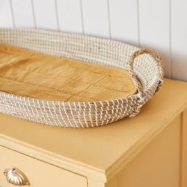 Olli Ella | Luxe Organic Cotton Liner | Mustard