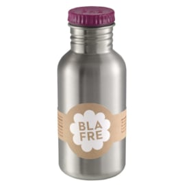 Blafre steel bottle Plum Red 500 ml