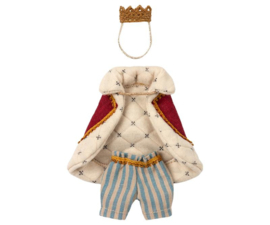 Maileg | King Clothes for Mouse