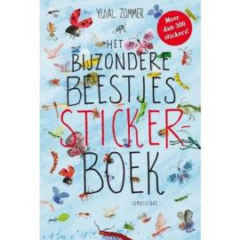 Lemniscaat | Het bijzondere beestjes stickerboek | Yuval Zommer