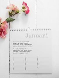 Papierpleziertjes | Kalender 2
