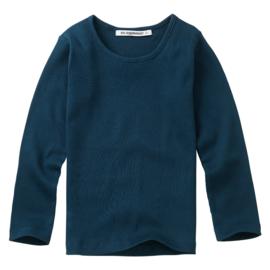 Mingo | Rib Top | Teal Blue