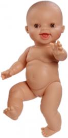 Paola Reina | Gordi | Babypop lachend Meisje | Blank