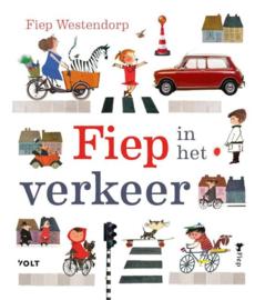 Fiep Westendorp | Fiep in het verkeer