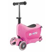 Micro Mini 2 go Deluxe Push ROZE