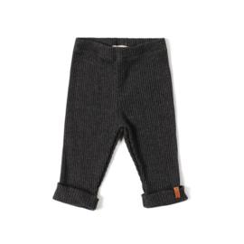 Nixnut | Rib Legging | Antracite