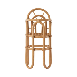 OyOy Living Design   Rainbow Doll Chair   Nature