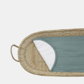 Olli Ella | Luxe Organic Cotton Liner | Sage