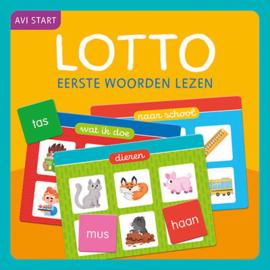 Lotto | Eerste Woorden Lezen