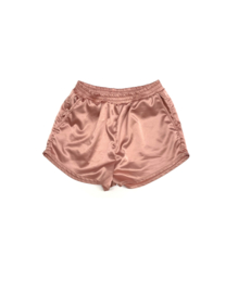 Long Live The Queen | Satin Shorts