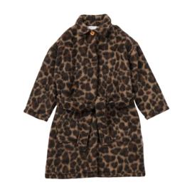 Maed for Mini | Long Coat | Leading Leopard
