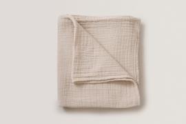 Garbo & Friends | Eggshell Muslin Swaddle Blanket