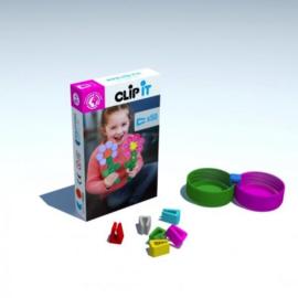 Clip It | 50 clips bloem