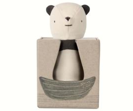 Maileg | Noah's Friends | Panda Rattle