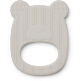 Liewood | Gemma Teether | Mr Bear Dombo Grey