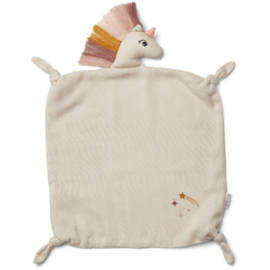 Liewood | Agnethe Cuddle Cloth | Unicorn Sandy