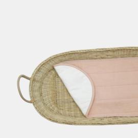 Olli Ella | Luxe Organic Cotton Liner | Rose